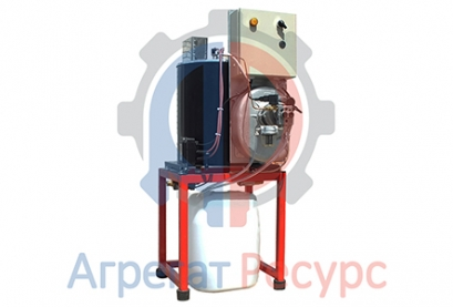 Бойлер 1300/50 с дизельным нагревом