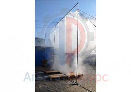 Арка с соплами 60 градусов мелкодисперсного распыления